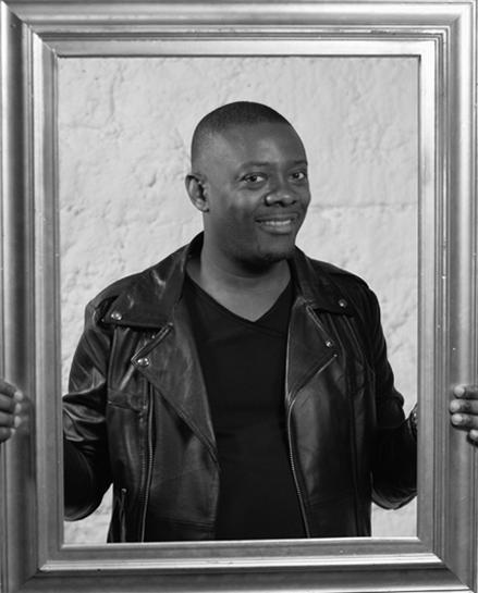 portrait Didier Bilé